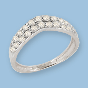 05010250-6 Серебряное кольцо