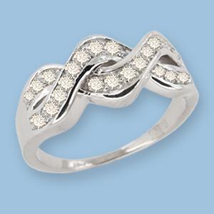 05010263-6 Серебряное кольцо
