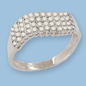 05010290-6 Серебряное кольцо