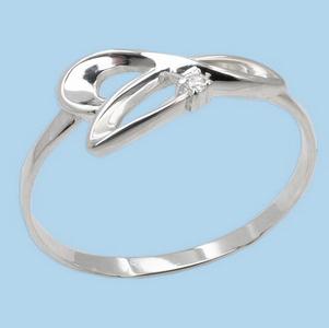 05011110-6 Серебряное кольцо