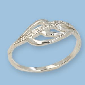 05011204-6 Серебряное кольцо