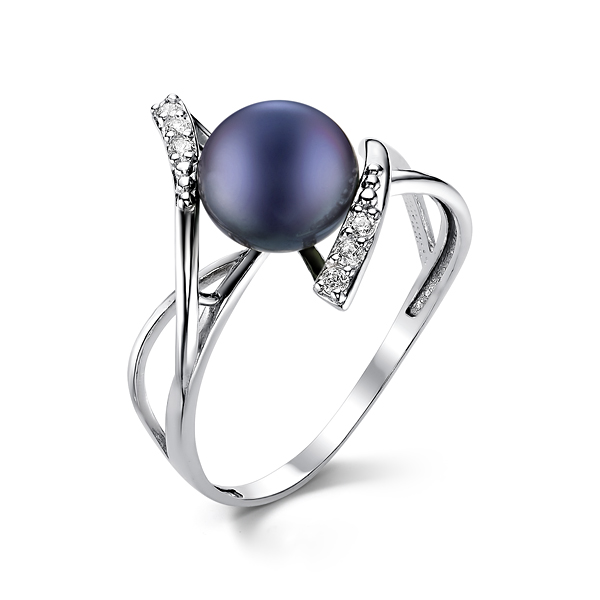 27408S2 Серебряное кольцо