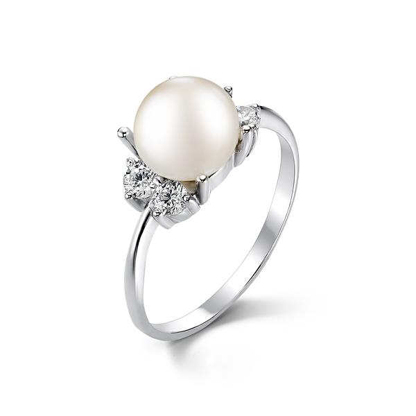 27688S1 Серебряное кольцо