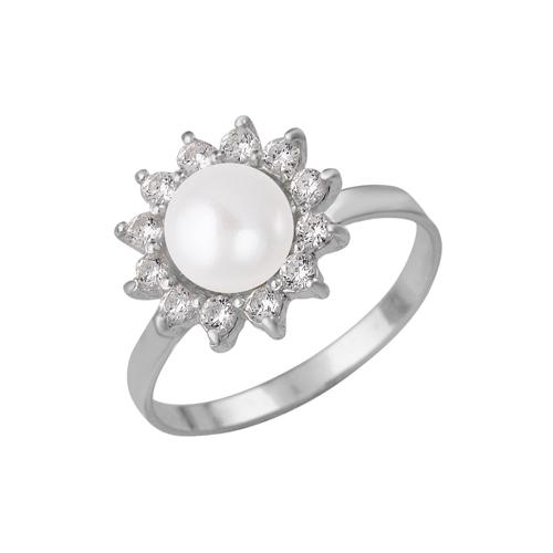 2332341б Серебряное кольцо