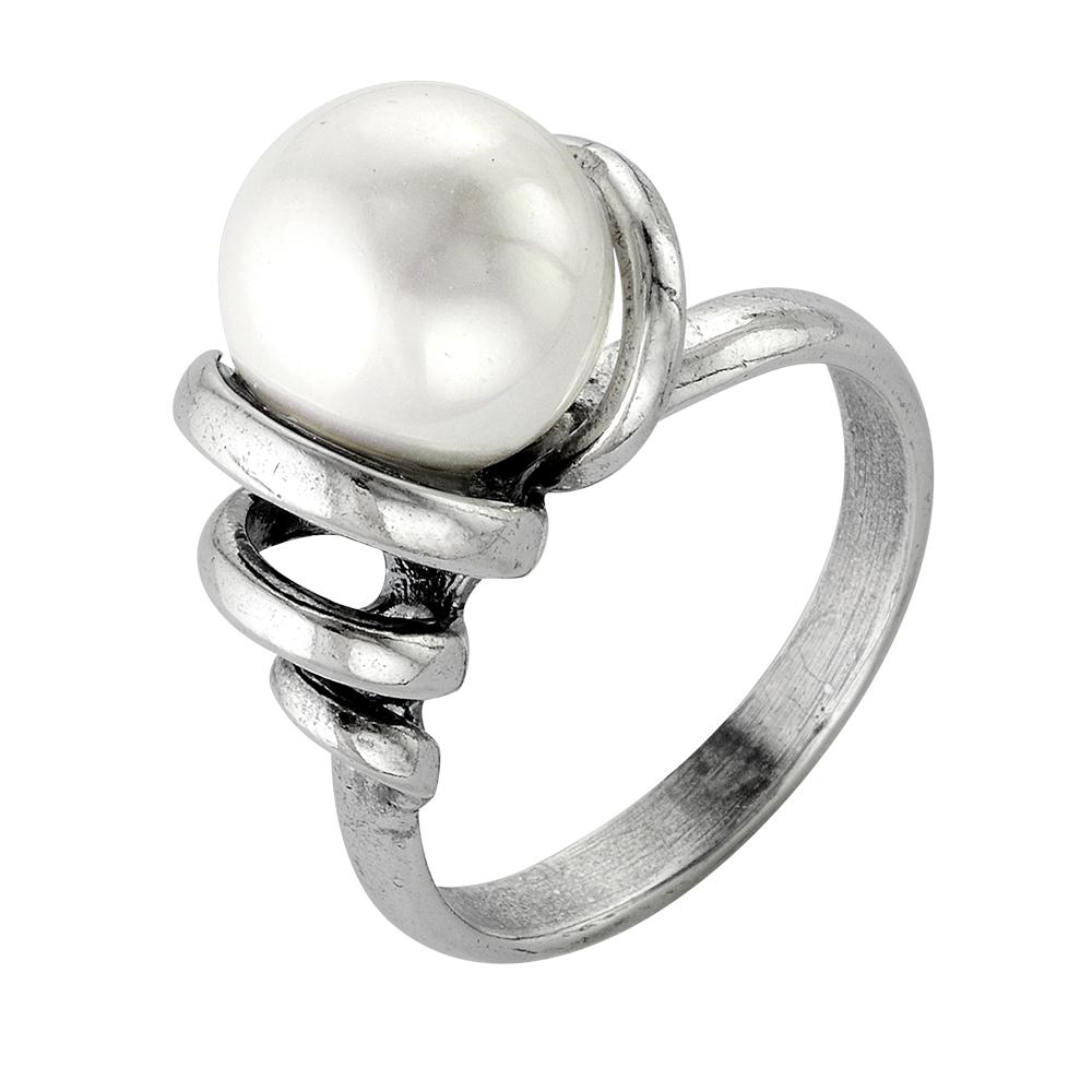 2366118 Серебряное кольцо