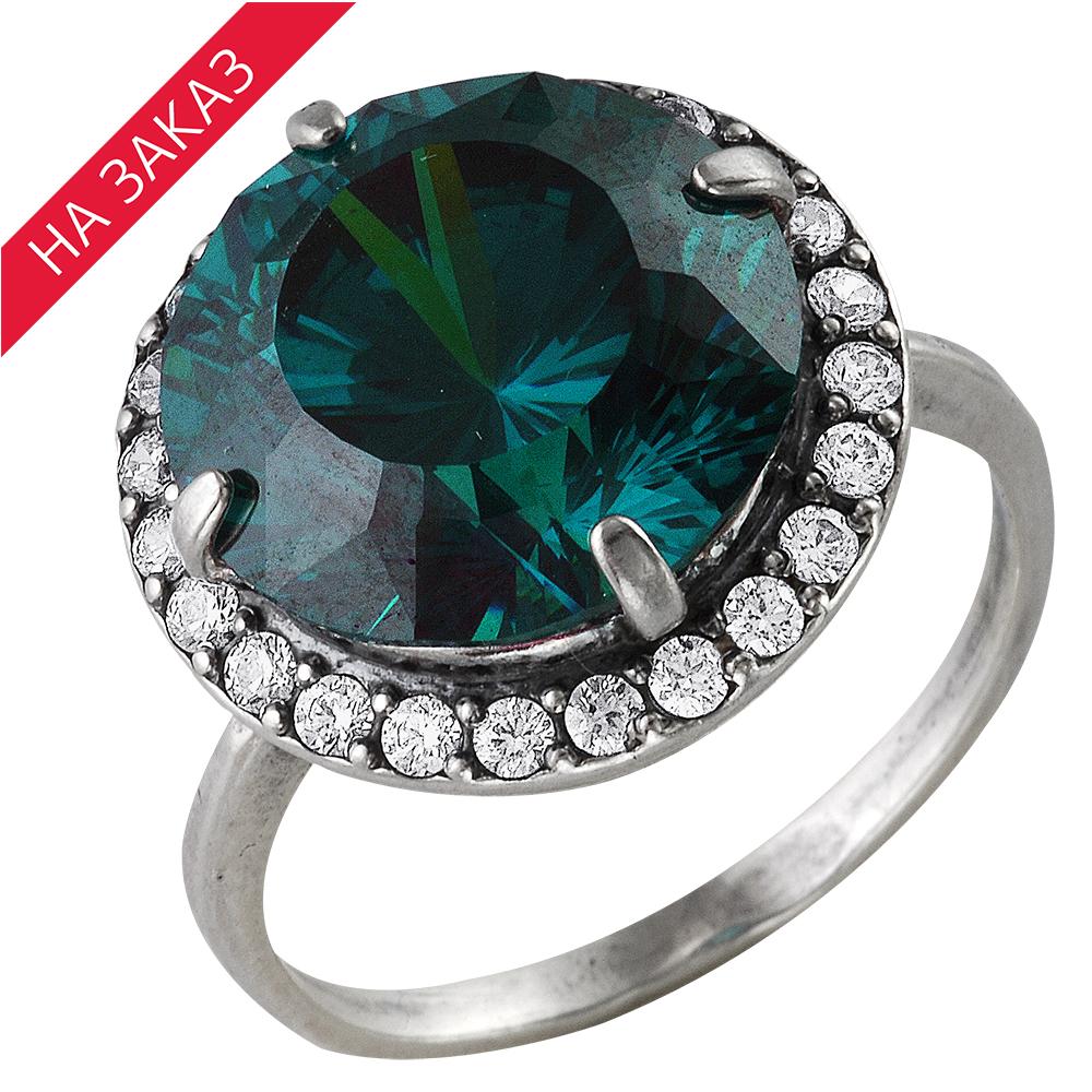 2382348-7 Серебряное кольцо