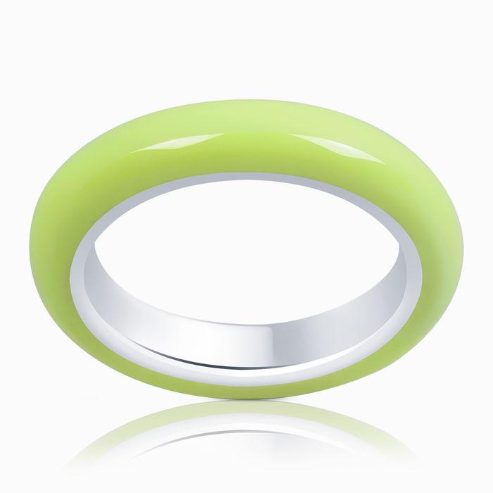 Серебряное кольцо Эмаль арт. 06697 06697