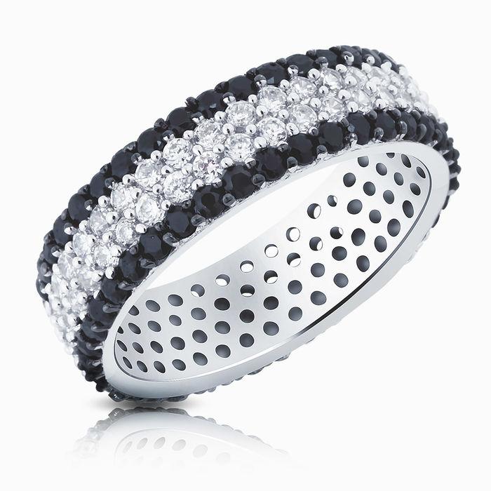 Серебряное кольцо Фианит арт. 02502 02502