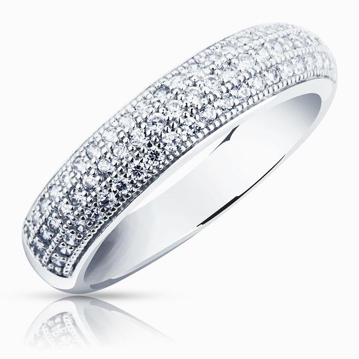 Серебряное кольцо Фианит арт. 00324 00324