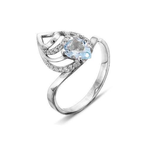 11186/9р Серебряное кольцо