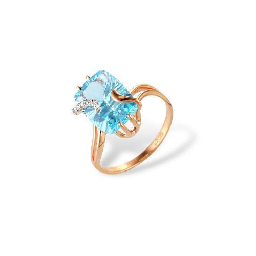 1180277 Золотое кольцо