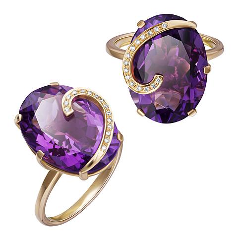 1-А0715 Золотое кольцо