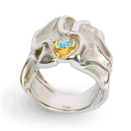 100006 Серебряное кольцо