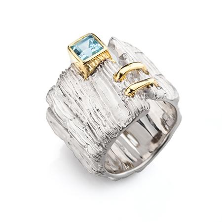 100949 Серебряное кольцо