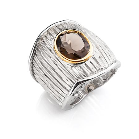 101054 Серебряное кольцо