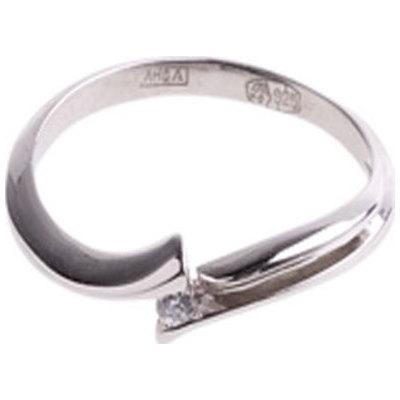 4к-325-04 Серебряное кольцо