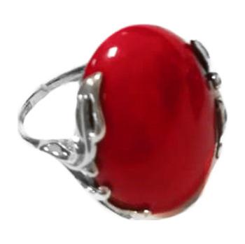 4к-80262-04 Серебряное кольцо