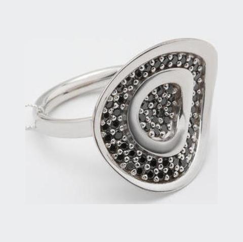 54р-0079 Серебряное кольцо