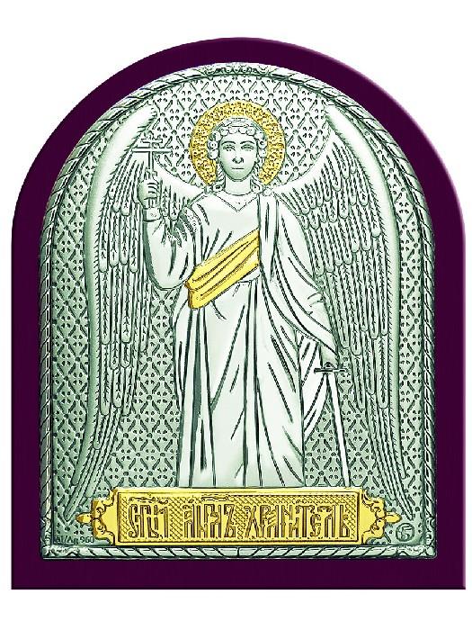 Икона с деревом Ангел Хранитель арт. а-пз-40 а-пз-40