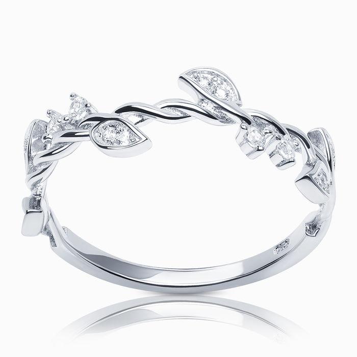 Серебряное кольцо Фианит арт. 08353 08353
