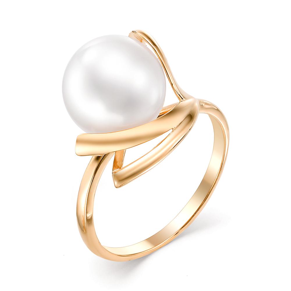 Золотое кольцо Жемчуг арт. 31370A1 31370A1