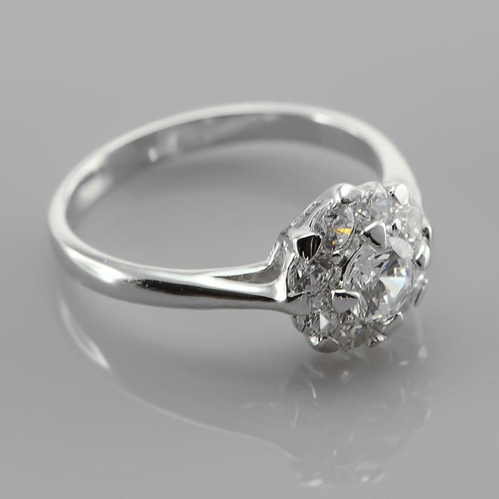 Серебряное кольцо Фианит арт. r905991 r905991
