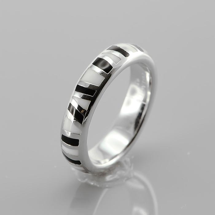 Серебряное кольцо Эмаль арт. r907220-1 r907220-1