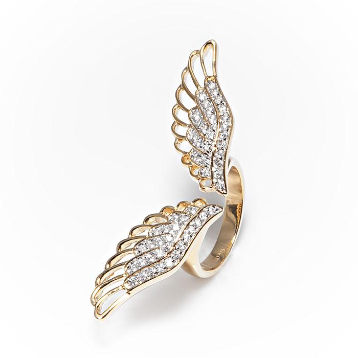 Серебряное кольцо Прочие и Фианит арт. r907274 r907274