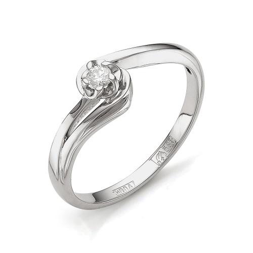 Золотое кольцо Бриллиант арт. 1-105-459/1 1-105-459/1