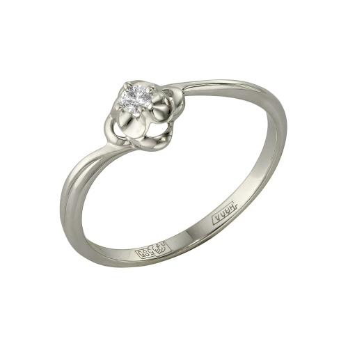 Золотое кольцо Бриллиант арт. 1-105-460/1 1-105-460/1