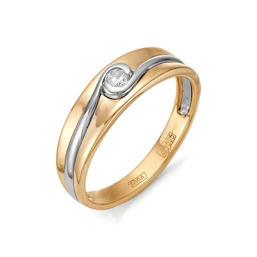 Золотое кольцо Бриллиант арт. 1-105-732 1-105-732