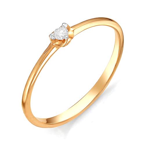 Золотое кольцо Бриллиант арт. 1-106-223 1-106-223