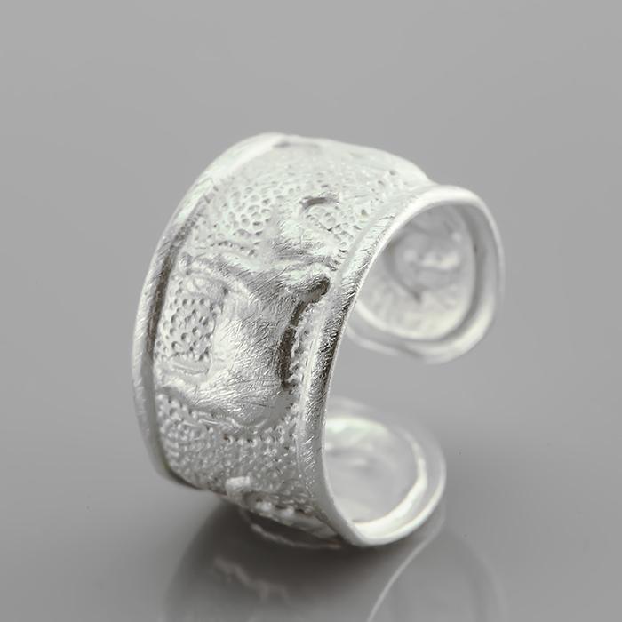 Серебряное кольцо Без вставки арт. r0446sf r0446sf