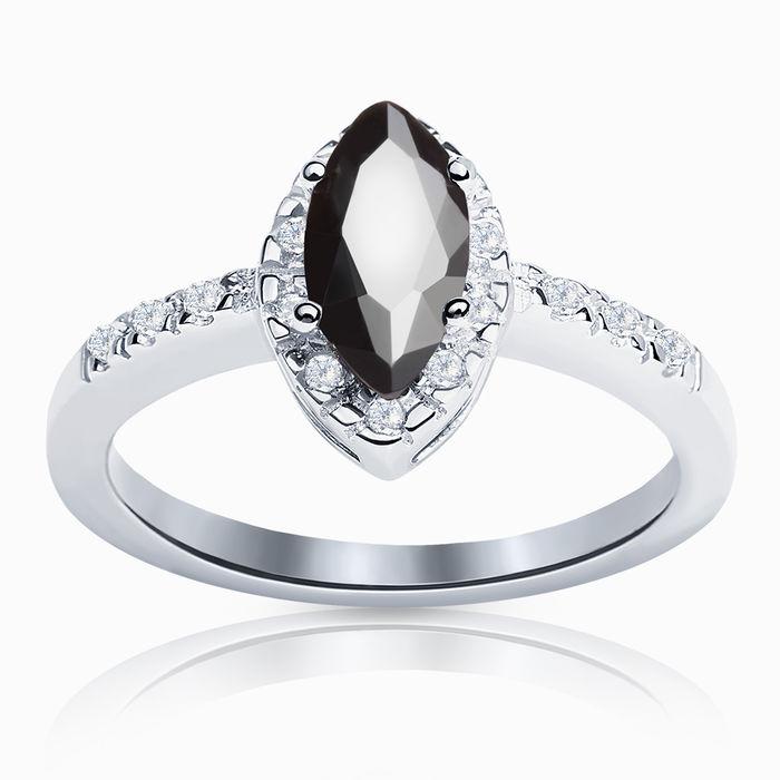 Серебряное кольцо Фианит арт. 00584 00584
