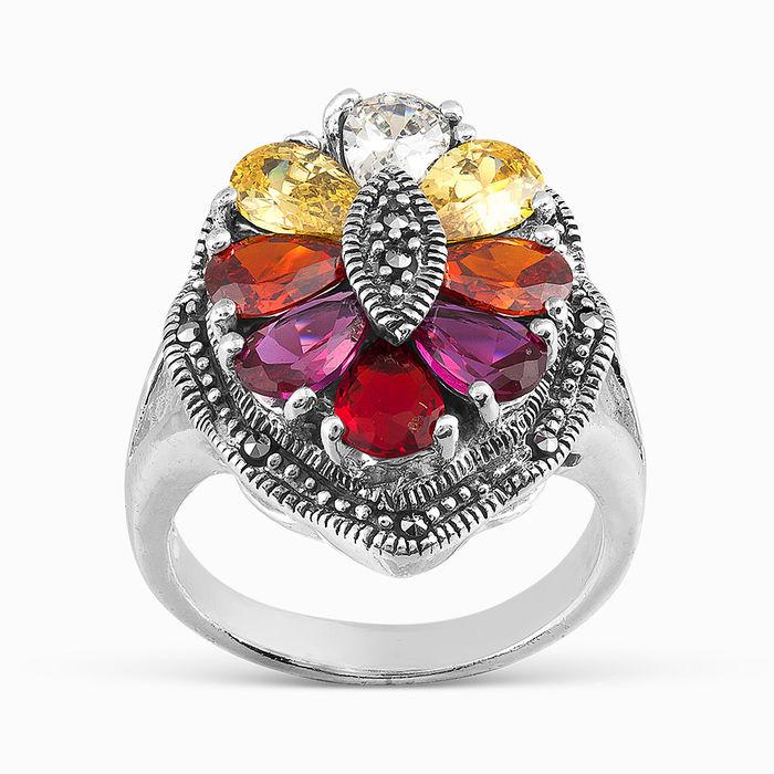 Серебряное кольцо Прочие и Фианит арт. 05476 05476