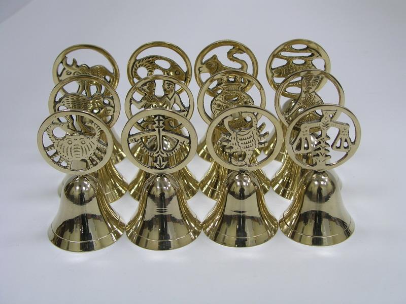 Колокол с позолотой арт. 1212453 1212453