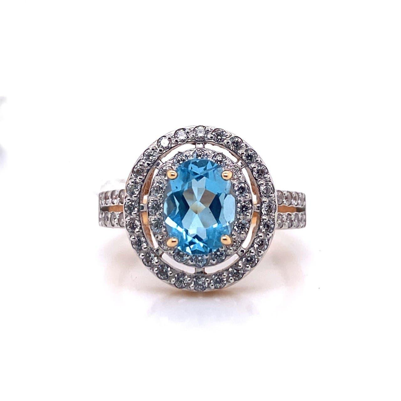 Золотое кольцо 100-592тт