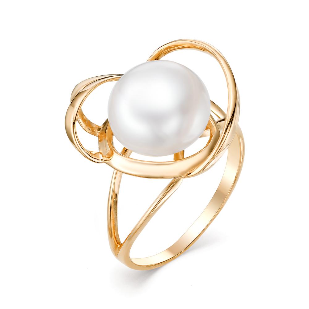 Золотое кольцо Жемчуг арт. 31375A1 31375A1