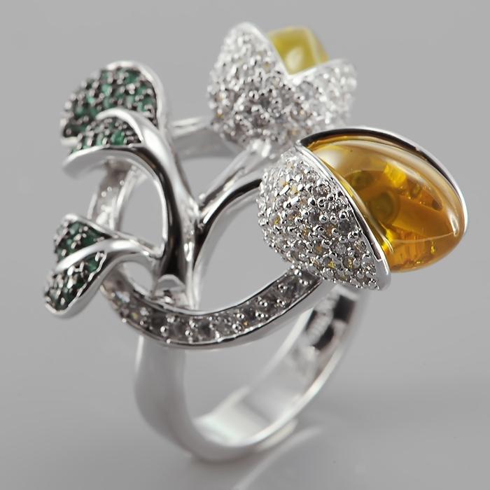 Серебряное кольцо Фианит арт. r907208 r907208