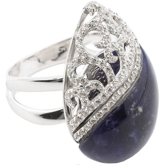 Серебряное кольцо Прочие и Фианит арт. r907424-a r907424-a
