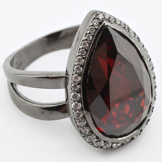 Серебряное кольцо Фианит арт. r907419 r907419