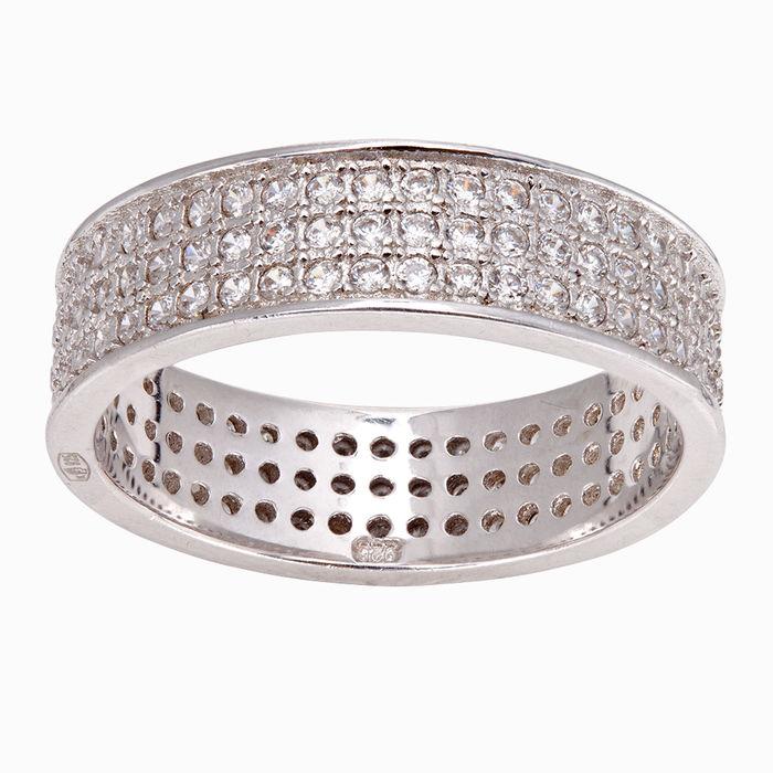 Серебряное кольцо Фианит арт. 02557 02557