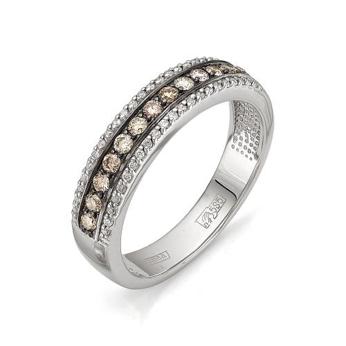 Кольцо из белого золота Бриллиант арт. 1-105-534 1-105-534