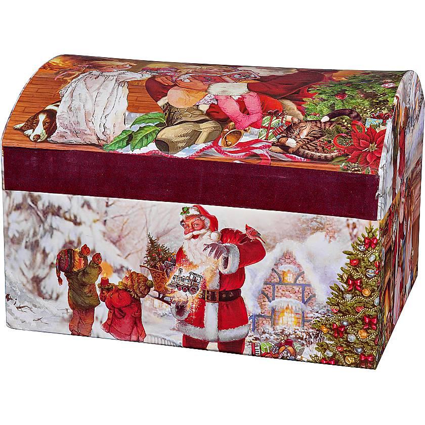 Упаковочная коробка арт. br-b-sunduk-a-2 br-b-sunduk-a-2