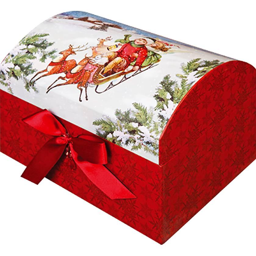 Упаковочная коробка арт. br-b-sunduk-a-3 br-b-sunduk-a-3