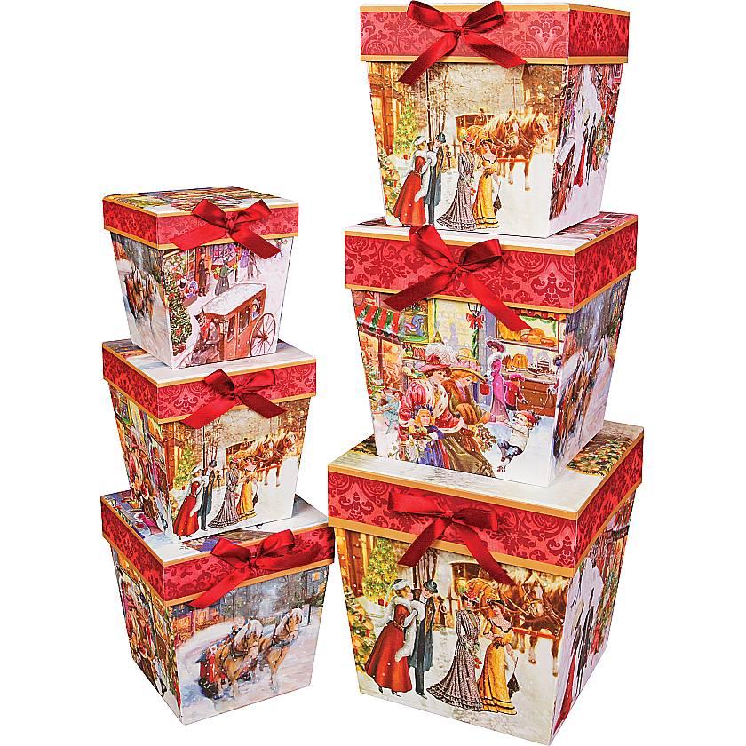 Упаковочная коробка арт. br-b-trapez-3 br-b-trapez-3