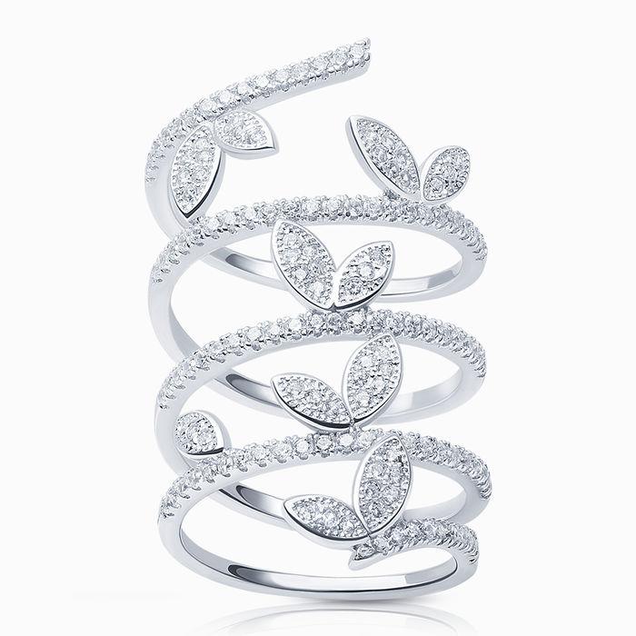 Серебряное кольцо Фианит арт. 11571 11571