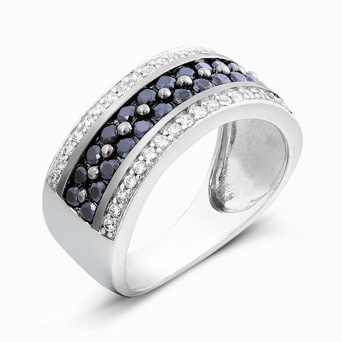 Серебряное кольцо Фианит арт. 03218 03218