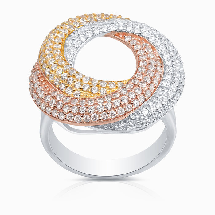 Серебряное кольцо Фианит арт. 06592 06592
