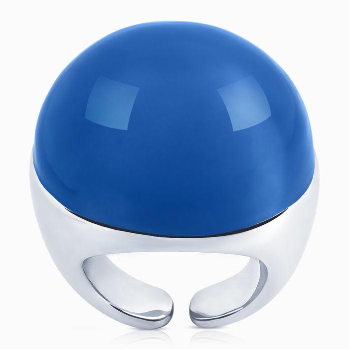 Серебряное кольцо Эмаль арт. 00927 00927